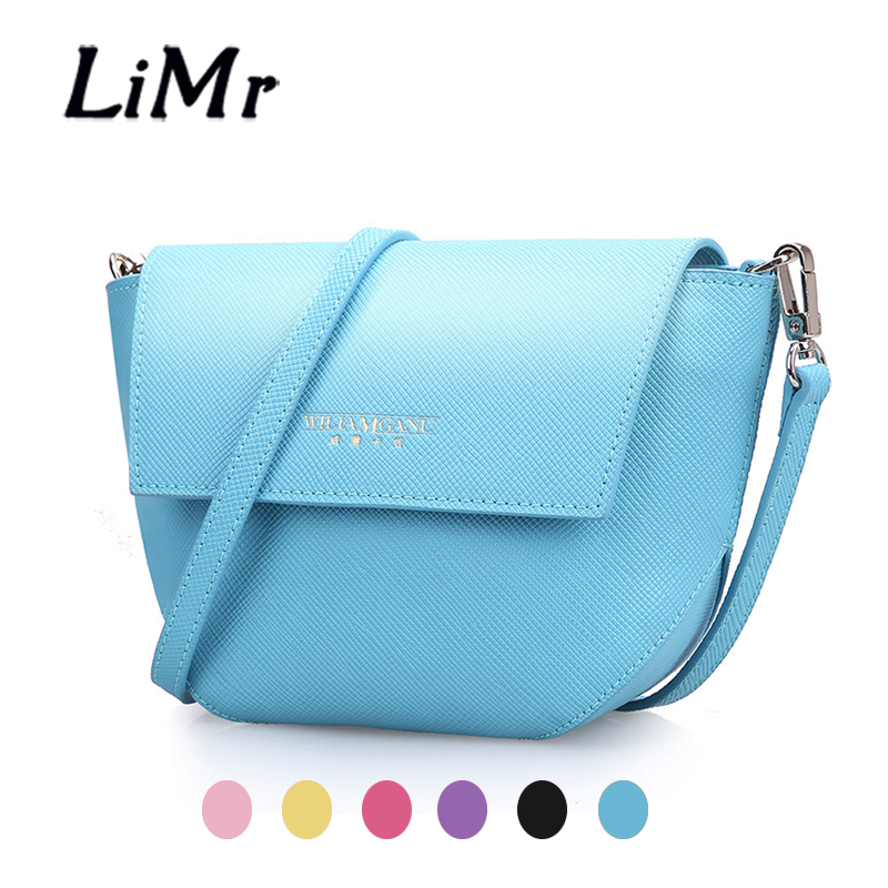 LiMr Boutique Autumn Winter Women Genuine Leather Shoulder Bags European American Lady Cowhide Leather Handbags Motorcycle Bags<br><br>Aliexpress