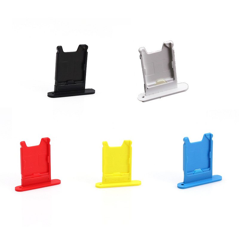 White/Black/Red/Yellow/Blue Color For Nokia Lumia 920 Micro Sim Card Holder Slot Tray Replacements Part, Free Shipping+Track No(China (Mainland))