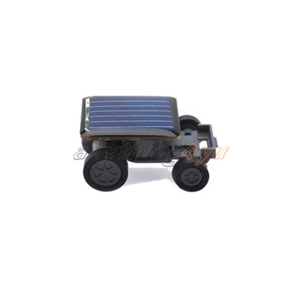 ONLY Solar Power Mini Toy Car Racer Educational Gadget W(China (Mainland))