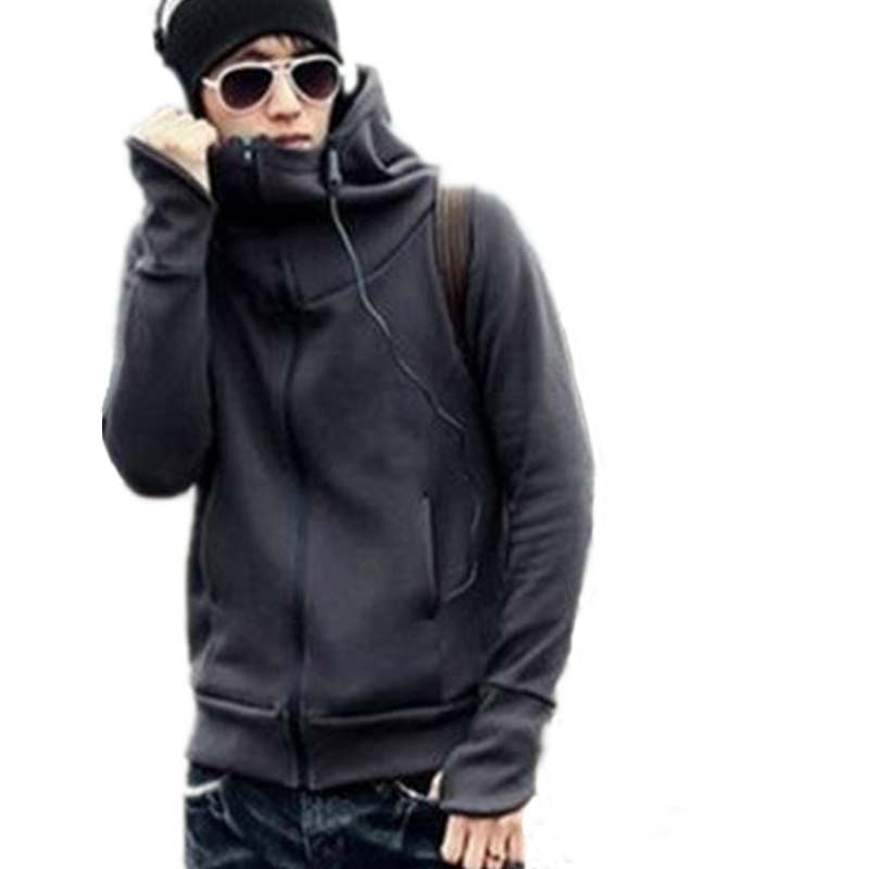 Turtleneck hoodies