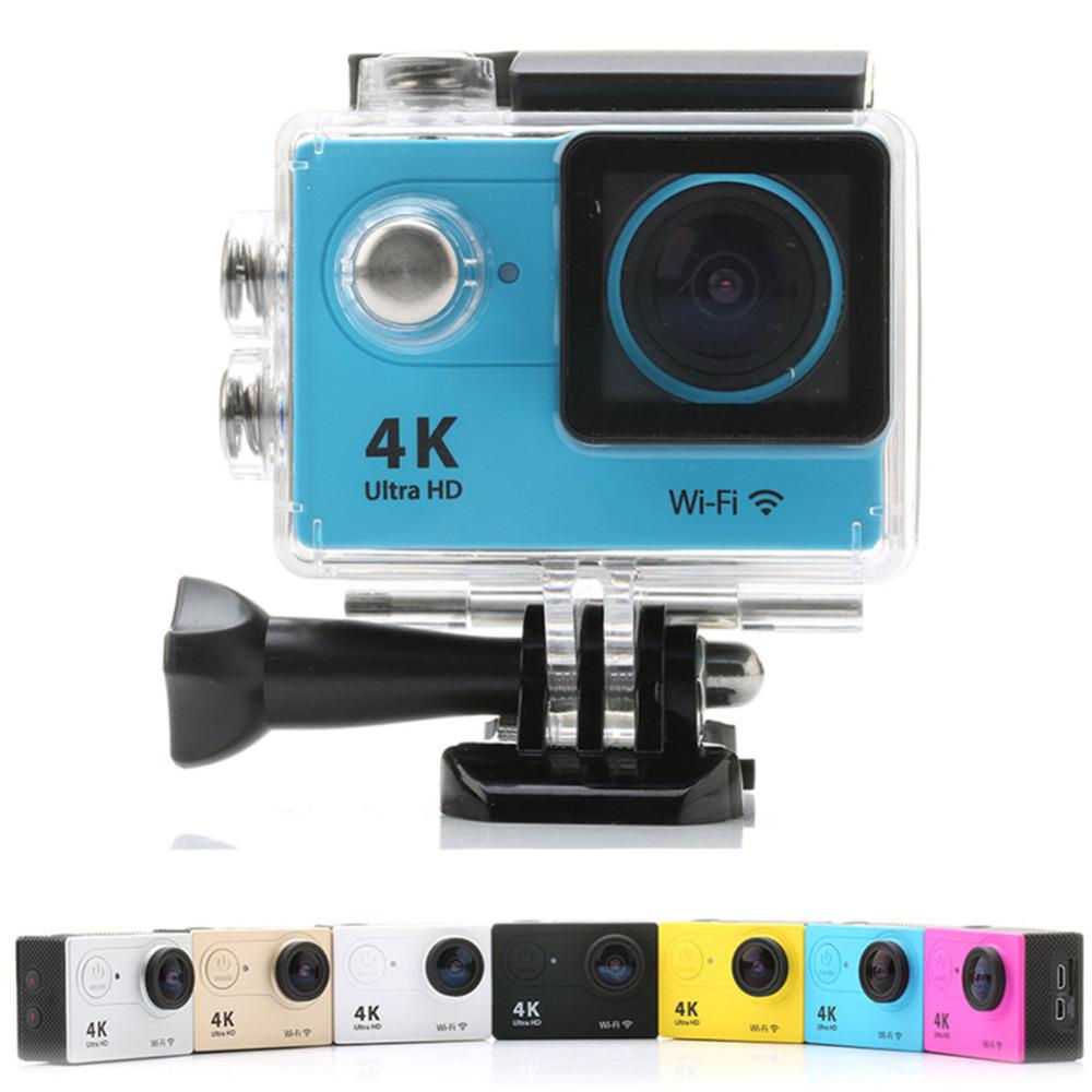 New Action Camera EKEN H9 4K WiFi Ultra HD 1080P/60fps 2.0 LCD 170D lens 30M Waterproof Sport DV Mini Camcorder camara deportiva<br><br>Aliexpress