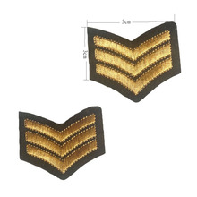 10pcs/lot Designs Patch Military Armband Backside Tactical Gear Patches