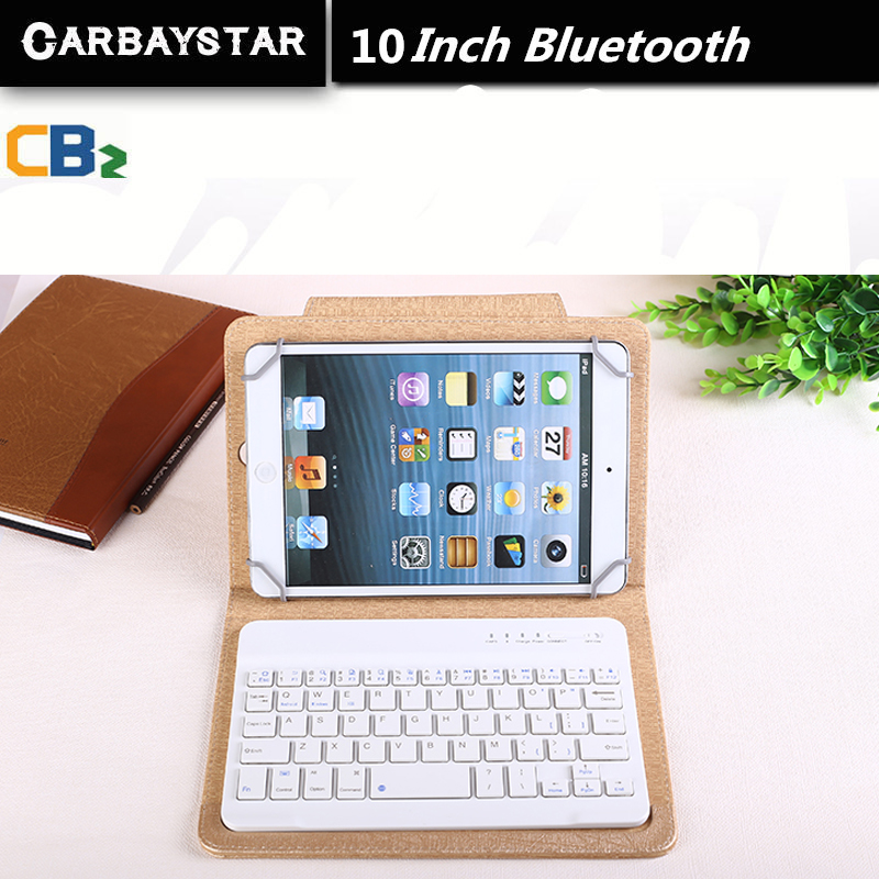 RUSSIAN Bluetooth KEYBOARD 10 inch tablet keyboard for Using Espana Language Leather Micro USB Keyboard to Plate Tablet Device(China (Mainland))
