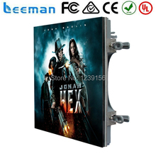 Buy Leeman UL FCC P6, P8, P10 outdoor smd die-casting aluminum rental led display/Super slim advertising led screen for $301.84 in AliExpress store