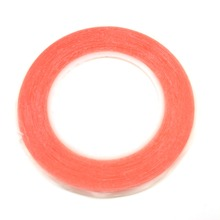 2mm 3M Double-side Red Sticker Adhesive Tape For samsung For iphone For Mobile Phone Touch Screen LCD, Free Shipping!!(China (Mainland))