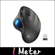 Free HKPOST Logitech Genuine M570 Wireless Mouse Trackball for PC & MAC optical WIRELESS Trackball MOUSE 2.4ghz wireless M0047