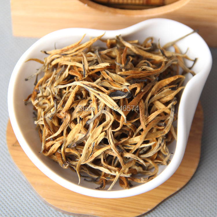 Dianhong tea tea wholesale 2013 spring top fengqing Dianhong gold bud tea Dianhong single bud tea<br><br>Aliexpress