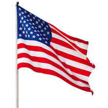 1pcs New Arrival Jumbo 3'x5' American Flag USA US FT Polyester Be Proud&Show off Your Patriotism Wholesale(China (Mainland))