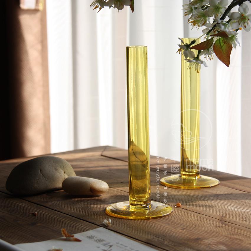 Glass vase test tube vase home accessories decoration(China (Mainland))
