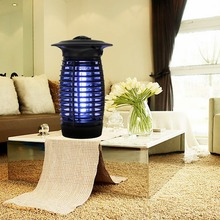 hot sale UV LED Electronic Mosquito Killer light killing Fly Bug Lamp Repeller Pest trap Insect control Lighting US/AU/DE stock(China (Mainland))