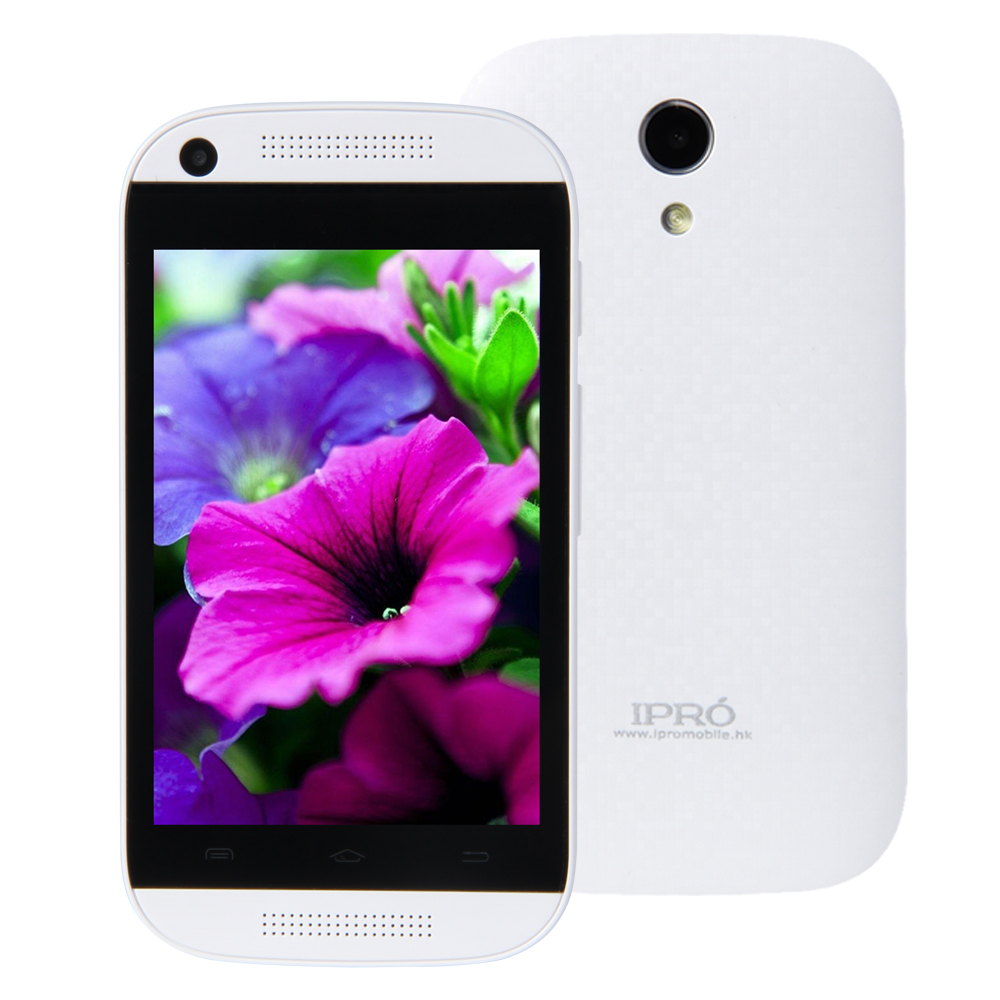 Original IPRO Celular Android 4.4 Smartphone 3.5'' MTK6571 Dual Core Unlocked Mobile Phone 512RAM 4G ROM With WIFI Cell Phones(China (Mainland))