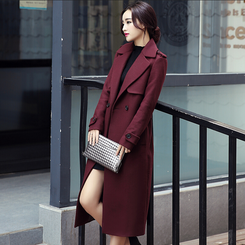 The most beautiful winter woman colored coats 2016 – What Woman Needs