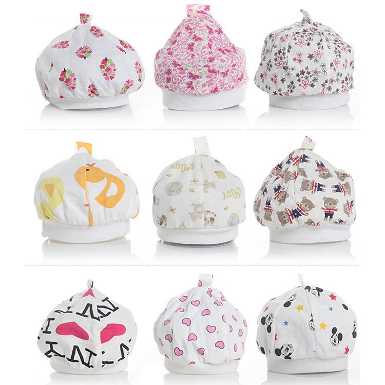 5Pcs 2015 Newborn Baby Boy Girl Hat Accessories Beanies Newborn Photography Props Hats New Born Baby Cap 0-3 Month Chapeu(China (Mainland))