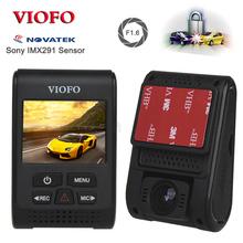 "VIOFO A119S 2.0"" Capacitor Novatek 96660 HD 1080p 7G F1.6 Car Dashcam video Camera DVR optional GPS CPL filter Hardwire cable(China (Mainland))"