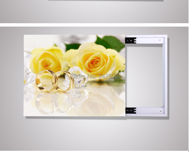 Modern Photo Picture Frame Meter Box Frame for Electric Meter Box Wall Art and Home Decor(China (Mainland))