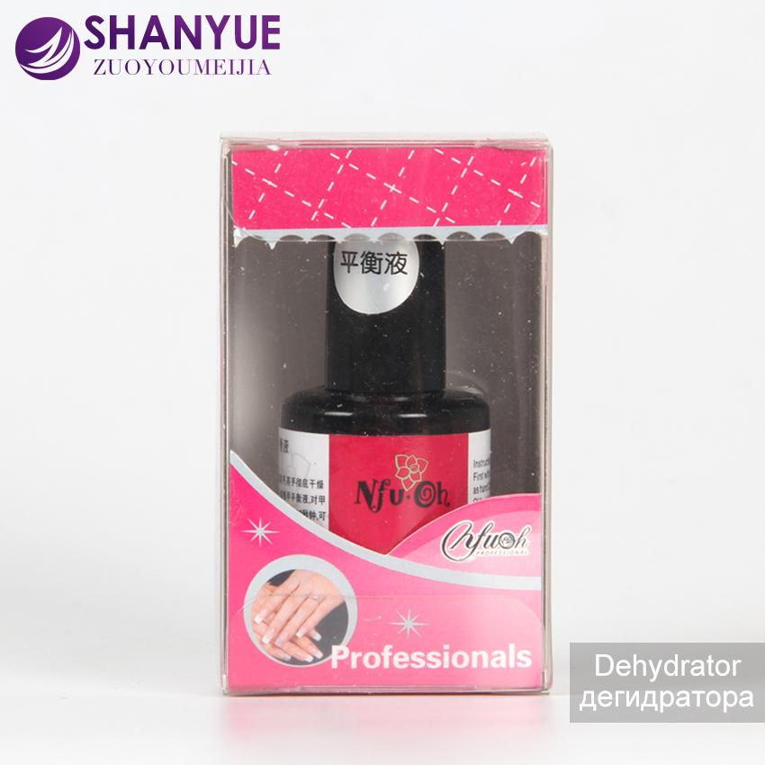 nfu oh professional nail dehydrator gel nails ph balance without uv led