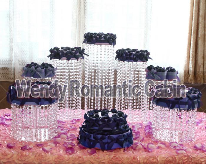 Bolo de casamento de luxo vender por atacado bolo de - Presentoire gateau mariage ...