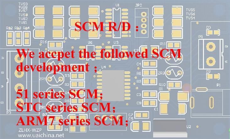 SCM development ; accpet item special application - UAI Technology Development Co.,Ltd store