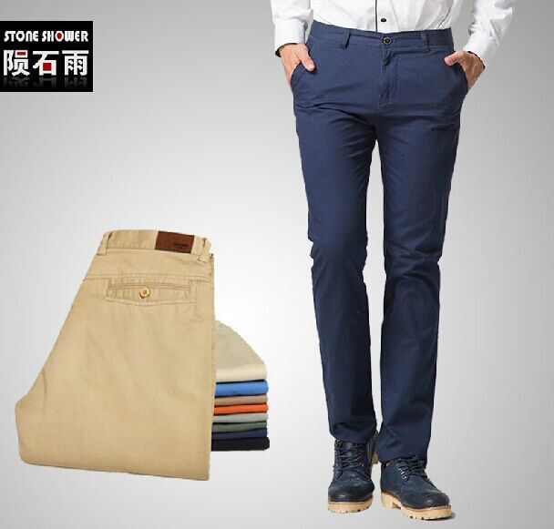 Collection Men Chino Pants Pictures - Reikian