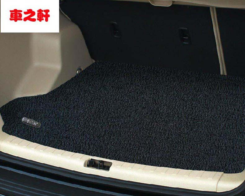 dedicated car 20mm thicker wire loop Automotive Carpets trunk mats for Freelander Land Rover Range Rover Aurora(China (Mainland))