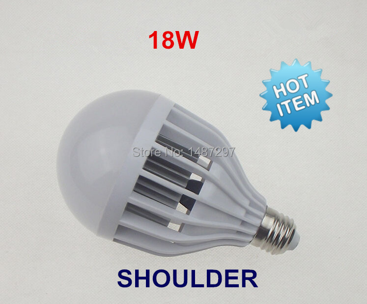Free Shippng led lighting bulb 5pcs/lot 18w e27 led bulbs Constant Current AC85-265V SMD5730 Chip& Window Radiator Led Light(China (Mainland))