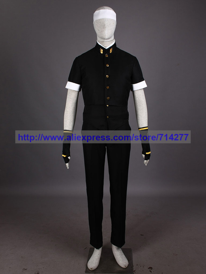 New KOF The King of Fighters Kyo Kusanagi Cosplay Costume Halloween Christmas Party GiftОдежда и ак�е��уары<br><br><br>Aliexpress