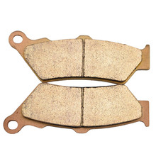 Motorcycle Copper Based Sintered Brake Pads For TRIUMPH Thunderbird Storm 1699cc 2011-2013 Motor Rear Brake Disk