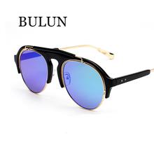 BULUN New Classical Steampunk Sunglasses Women Brand Designer Vintage Sun Glasses For Women Outdoor Oculos De Sol Feminino Gafas
