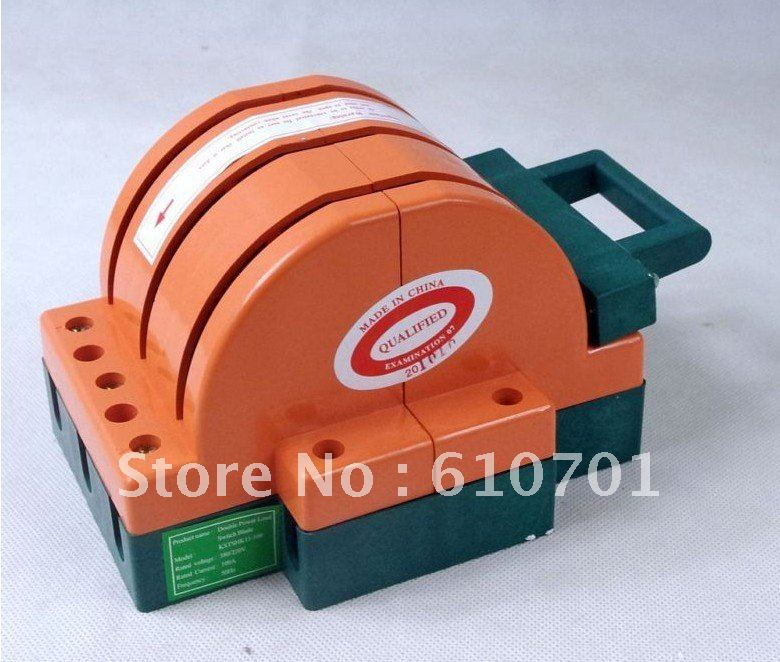 Heavy Duty 3Poles Double Throw 3PDT 60A Safety Knife Blade Disconnect Switches(China (Mainland))