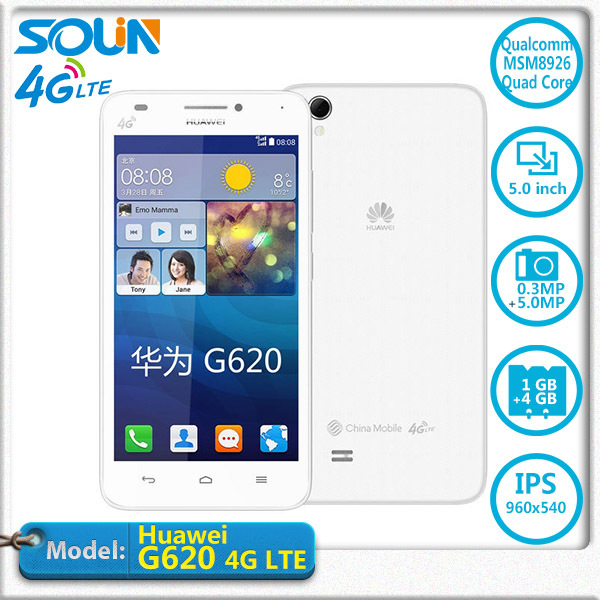Smartphone Special Offer Limited 720p Original G620 Fdd 4g Mobile Phone Qualcomm Msm8926 Quad Core 1.2ghz 5.0 Inch Ips 5.0mp Gps(China (Mainland))