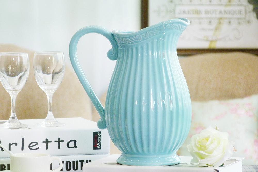 Compra vasijas de cer mica de china online al por mayor de Macetas ceramica online