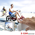 X CAM Bluetooth 2 Axis Handheld gyro Gimbal Brushless mobile stabilizer Self Selfie Sticks RC for