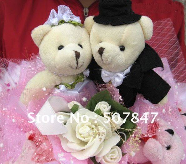 Cute Teddy Bear Pictures With Roses Teddy Bears Roses