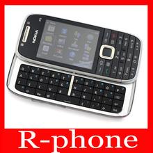 Original Nokia E75 Mobile Phone 3G Wifi Unlocked QWERTY Keyboard Slider Cell Phone & One year warranty(China (Mainland))
