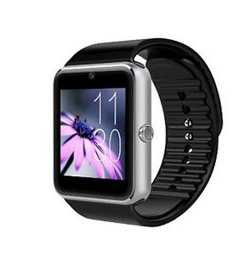 HOT Smart Watch GT08 Clock Sync Notifier Bluetooth Connectivity iOS Android Phone Smartwatch 2016 Latest Version Multi language(China (Mainland))