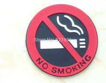Car styling car sticker no smoking stickers Fits For example mazda volkswagen Lada Hyundai Citroen Peugeot