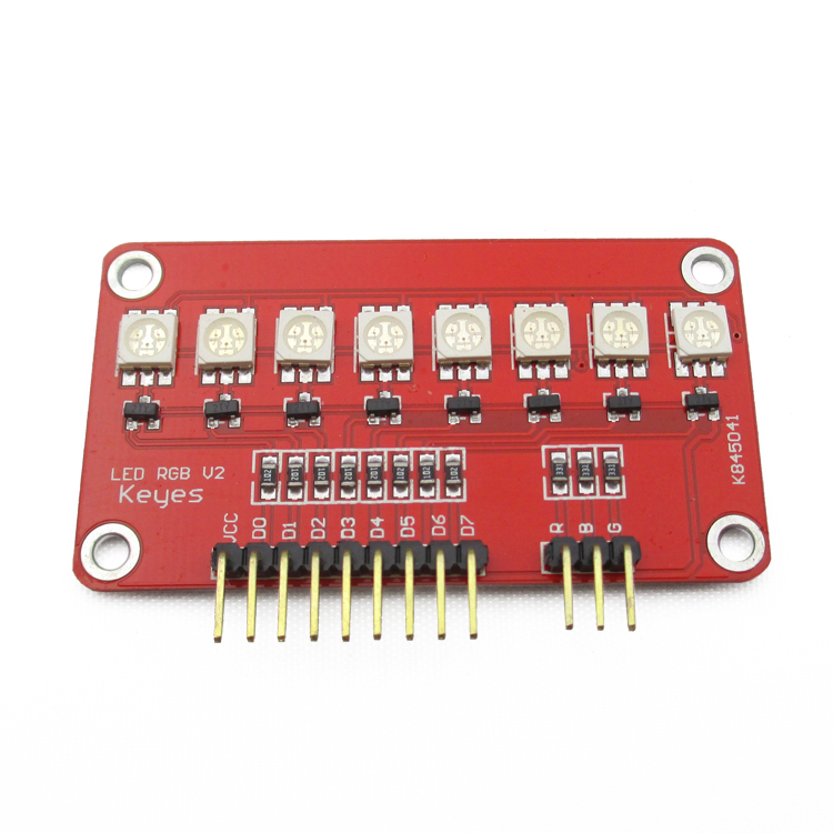 5050 RGB full color LED water lamp module / light water SCM robot accessories DIY(China (Mainland))