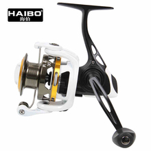 Buy Haibo STEED 8B+RB 5.2:1 20/30 Spinning Fishing Reel Aluminum Spool Max 4kg Lure Reel Feeder Carp Fishing Free Shipping for $88.71 in AliExpress store