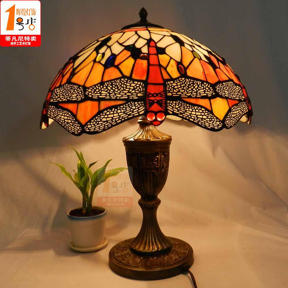 american country living room bedroom study lamp bedside lamp