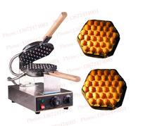 Купить один получить 6 подарки! 110 В / 220 В яйцо вафельная ткань машина яйцо вафельная ткань гриль