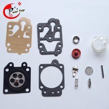 Carburador de diafragma de reparación KIT se adapta ECHOYAMAHAHONDA 32F 34F 36F 440 40-5 43F GX35