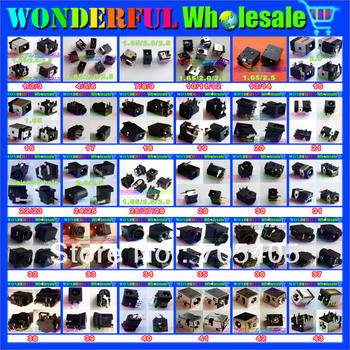 Sample package:45models,90pcs,Laptop DC Jacks for Acer/Asus/Sony/Toshiba/HP/Samsung/Fujitsu/Lenovo/IBM/DELL...