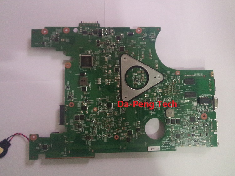 Laptop motherboard CN-0P7RC5 P7RC5 for 3420 motherboard DDR3 Non-integrated 100% working(China (Mainland))