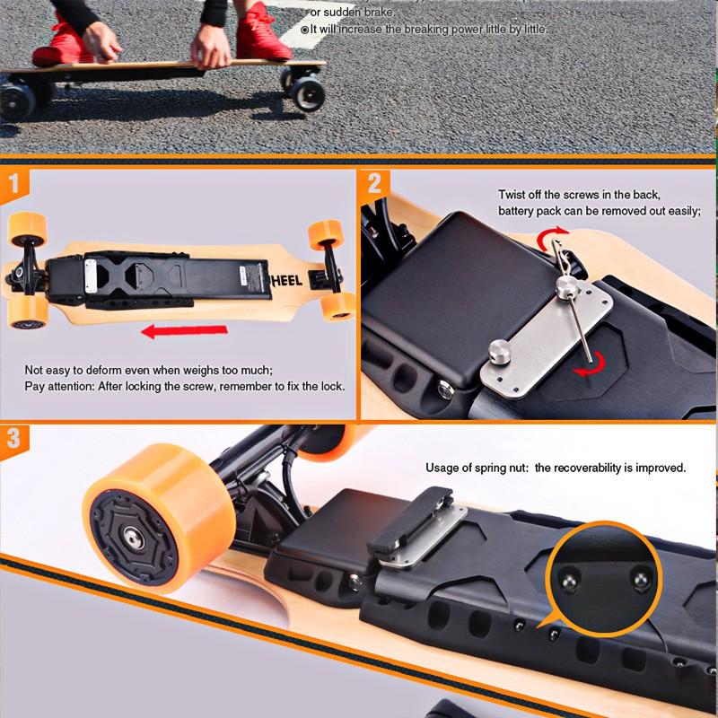 Hoverboard skateboard  (4)