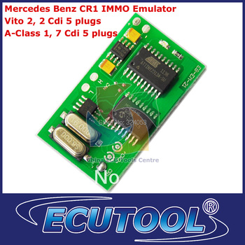 Wholesale 5pcs/lot Mercedes Benz CR1 IMMO Emulator Immobilizer Bypass For Benz Vito A Class - Top Quality with HKP Free Shipping