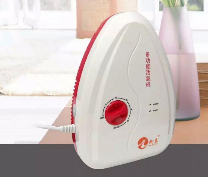 1pc Fruit Vegetables Food Active Ozone Generator Water Air Sterilizer Ozonizer(China (Mainland))