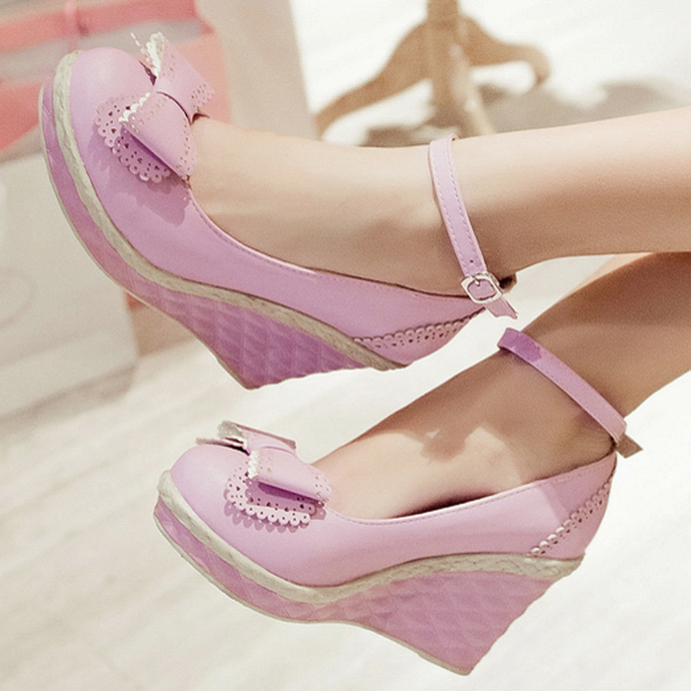 Wedge High Heels Cheap