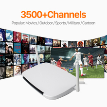 Buy Smart STB Android TV Box Media Player 3500+ HD Europe Channels IPTV account Subscriptions 1 year Arabic French IPTV Set Top Box for $61.99 in AliExpress store