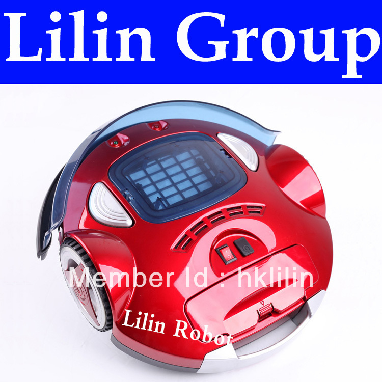 (Free to Russia) 2 In 1 Multifunctional Robot Vacuum Cleaner (Auto Vacuum,Auto Mop),with Anti-drop Function,Strong Suction Power