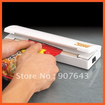 Reseal & Save NEW Reseal Airtight Plastic Bag & Save - Preserve Food As Seen on TV food preserve Free Shipping
